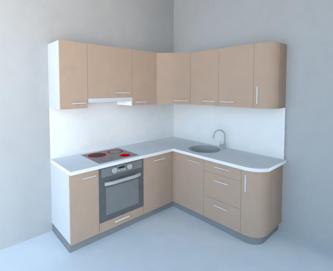 фото небольших угловых кухонь собрали для вас