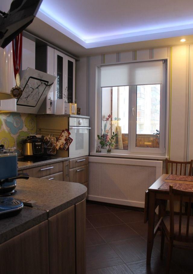 Интерьеры кухонь в 137 серии